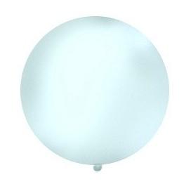 Balon olbrzym przezroczysty