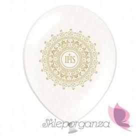 Balon komunijny perła - ornament