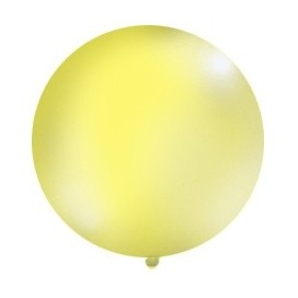 Balon olbrzym żółty