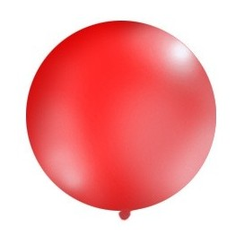 Balony olbrzym Balon olbrzym czerwony
