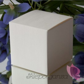 Pudełko kostka 7cm na babeczki