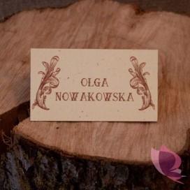 Vintage Winietka - personalizacja kolekcja VINTAGE