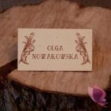 Winietka - personalizacja kolekcja VINTAGE