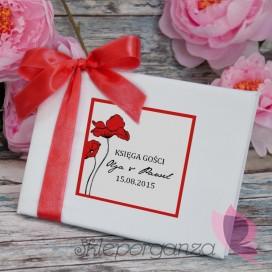 Księga gości - personalizacja kolekcja LOVE