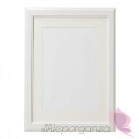 Rama biała 50cm x 70cm - do planu stołów