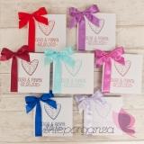 Zaproszenie - personalizacja kolekcja LOVE