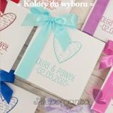 Zaproszenia Zaproszenie - personalizacja kolekcja LOVE 2