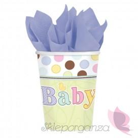 Kolekcja Baby Kubeczki baby, 18 szt