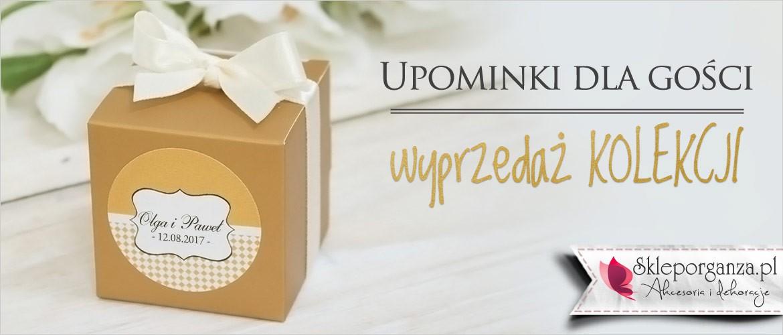 Upominki - Sklep Ślubny