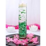 Girlandy perłowe Girlanda perłowa zielona