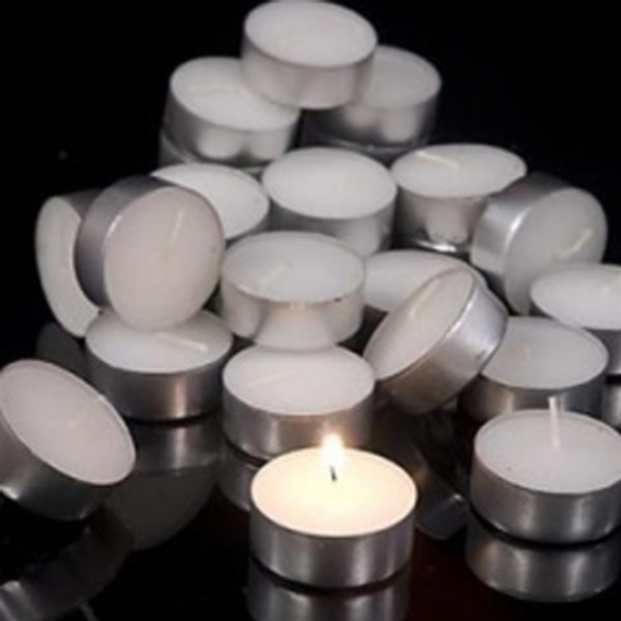 Szkło, świeczniki, świece Świeczki tea light 10szt
