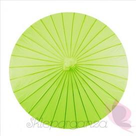 Parasolka zielona