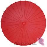 Parasolka czerwona