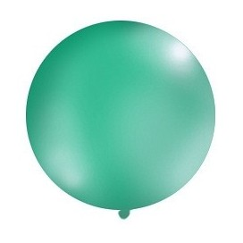 Balon olbrzym ciemnomiętowy