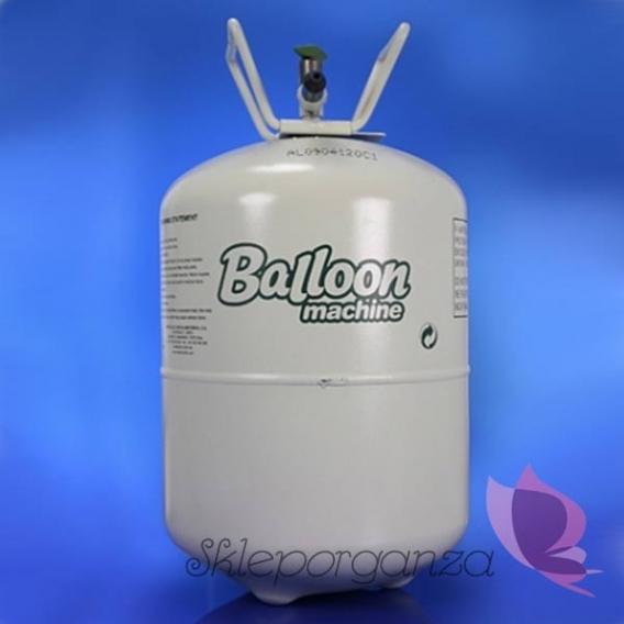 Akcesoria do balonów na wesele Butla z helem balonowym