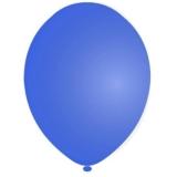 Balony METALICZNE niebieskie królewskie 30 cm, 100 sztuk