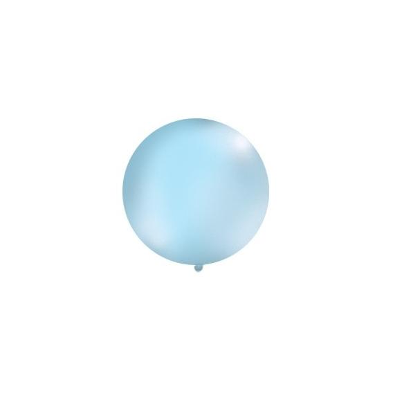 Balony olbrzym Balon olbrzym jasnoniebieski