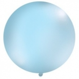 Balon olbrzym jasnoniebieski