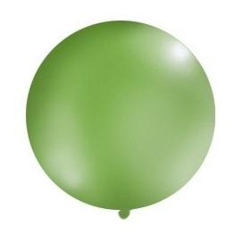 Balon olbrzym zielony