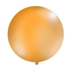 Balon olbrzym pomarańczowy