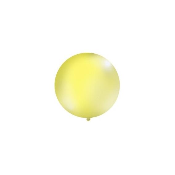 Balony olbrzym Balon olbrzym żółty