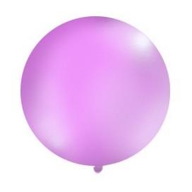 Balon olbrzym lawendowy