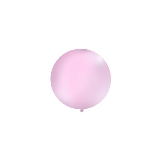 Balony olbrzym Balon olbrzym jasnoróżowy
