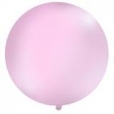 Balon olbrzym jasnoróżowy