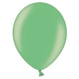 Balony METALICZNE turkusowe 30 cm, 100 sztuk