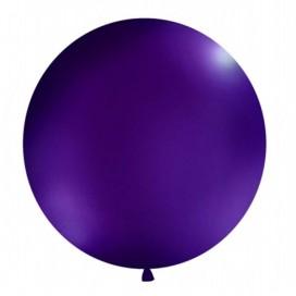 Balon olbrzym ciemnofioletowy