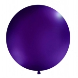 Balony olbrzym Balon olbrzym ciemnofioletowy