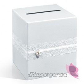 Pudełko na koperty PERŁA