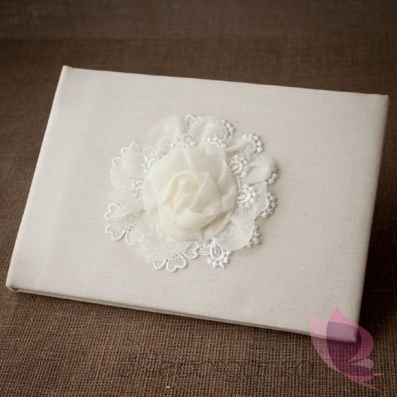 Ksiegi gości weselnych tradycyjne Księga gości - KOLEKCJA VINTAGE