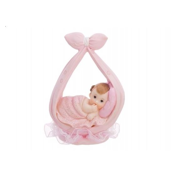Toppery i figurki Figurka Dziewczynka w chuście