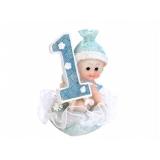 Toppery i figurki Figurka Chłopiec 1 urodziny