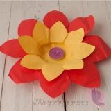 Pływające Lampiony - Kwiat lotusu 2