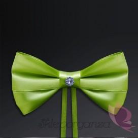 Kokardy zielone z aplikacją