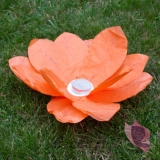 Pływające lampiony weselne Pływające Lampiony - Kwiat lotosu - Mix 6 szt
