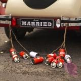 Puszki weselne Puszki weselne do auta retro