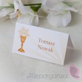 Winietka - personalizacja kolekcja KOMUNIA