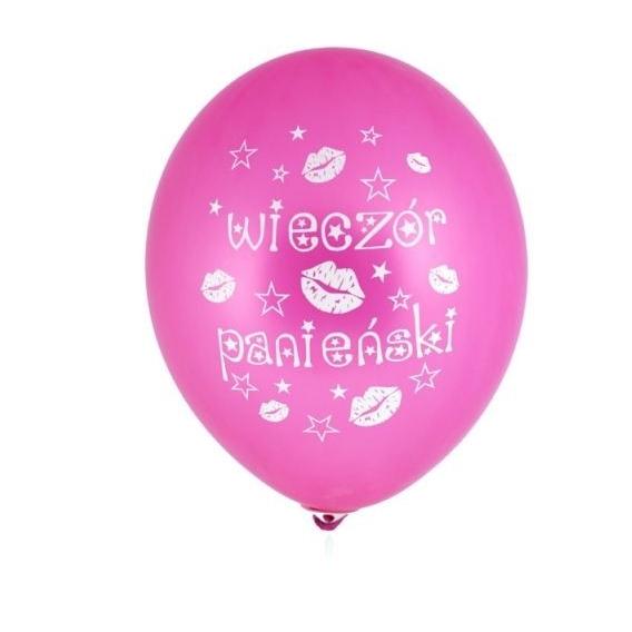 Dekoracje Balon na wieczór panieński