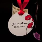 Zawieszka na alkohol - personalizacja2 kolekcja MAKI