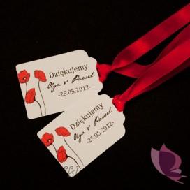 Bilecik - personalizacja  kolekcja MAKI