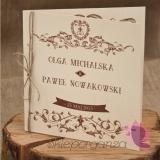 Zaproszenie – personalizacja kolekcja - VINTAGE 2
