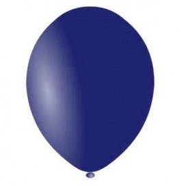 Balony pastelowe Balony PASTELOWE granatowe 25 cm, 100 sztuk