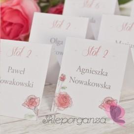 Winietka - personalizacja kolekcja VINTAGE ROSE