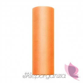 Tiul pomarańcz, rolka 15cm x 9m