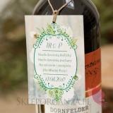 Zawieszka na alkohol - personalizacja kolecja WOODLAND