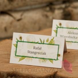 Winietka – personalizacja kolekcja WOODLAND WHITE