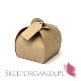 Pudełka eko z zawieszką torebka
